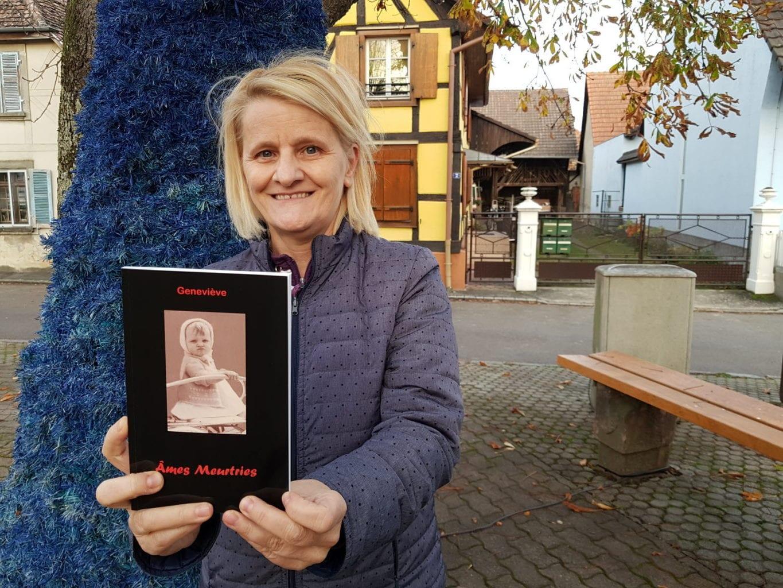 Victime de violences familiales, une Altkirchoise témoigne dans un livre